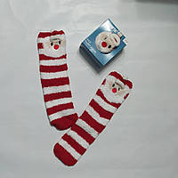 Носки теплые новогодние Дед Мороз Pepperts (Германия) р.31-34, 35-38