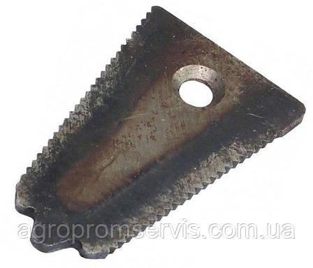 Пластина противорежущая комбайна СК-5 НИВА Н.066.56, фото 2