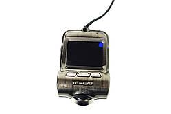 Видеорегистратор автомобильный WI-FI V1 6743 с двумя камерами
