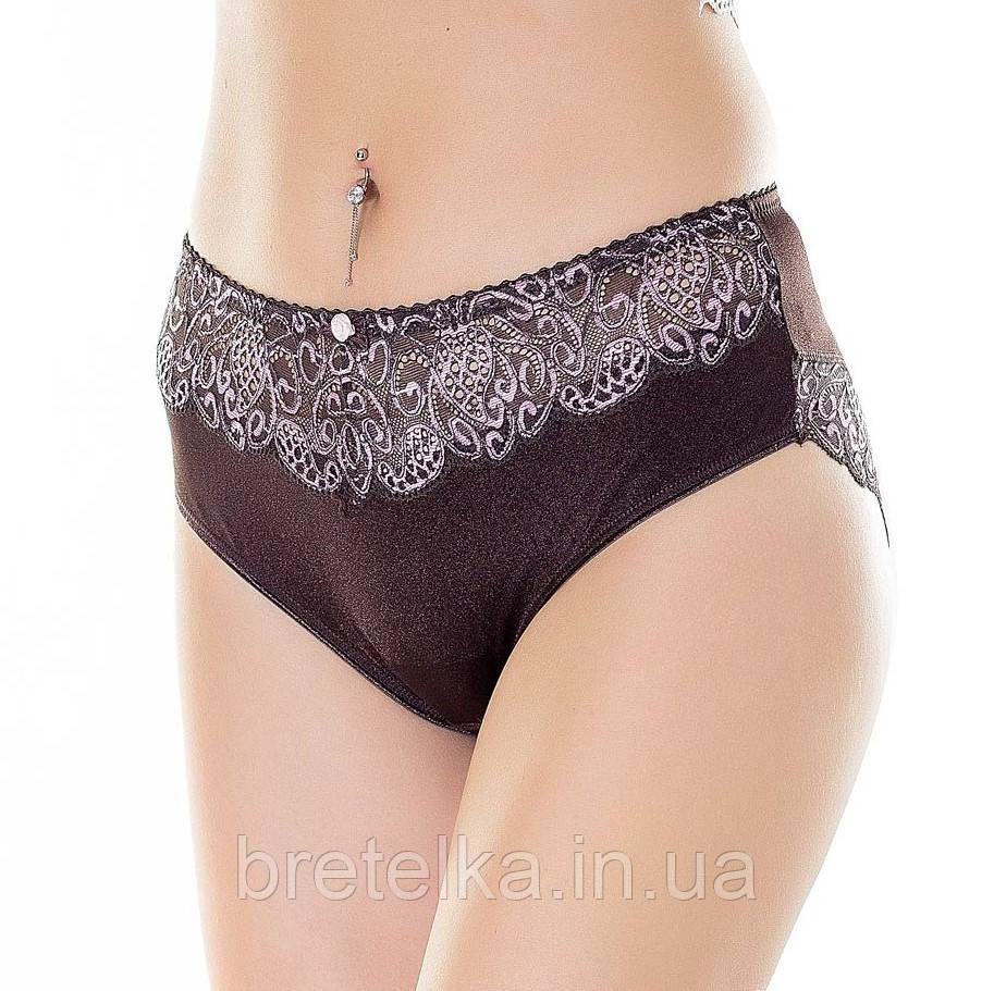 Трусики женские Lanny Mode 51678 коричневый