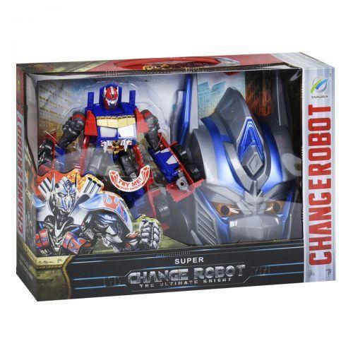 """Трансформер """"Оптимус Прайм"""" с маской Transformer Optimus Prime"""