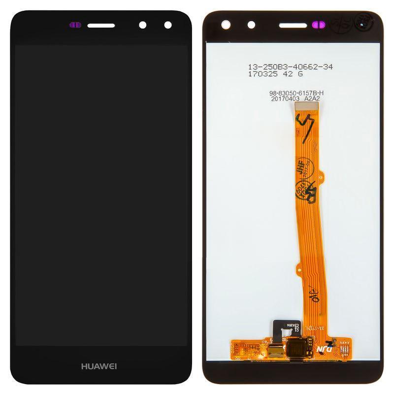 Дисплейный модуль Huawei Y5 (2017) с сенсором Black