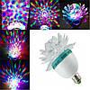 Дисколампа светодиодная с патроном LED Mini Party Light SF-0823, фото 8