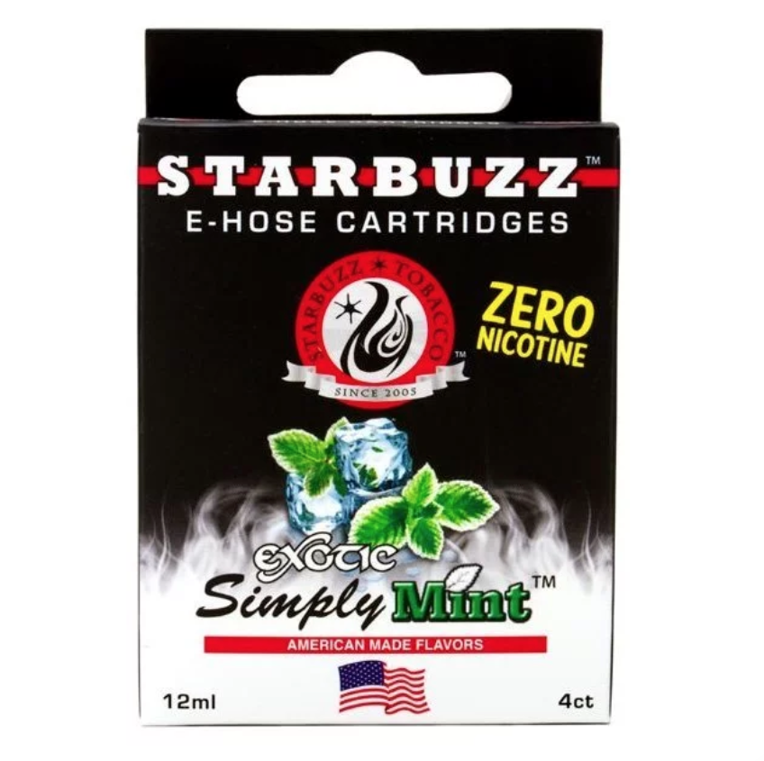 Картридж Starbuzz E-Hose - Simply Mint (Мята)