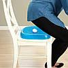 Ортопедическая подушка для разгрузки позвоночникаEgg Sitter| гелевая подушка, фото 4