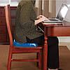 Ортопедическая подушка для разгрузки позвоночникаEgg Sitter| гелевая подушка, фото 5