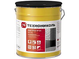 Мастика Техномаст №21 кровельная ТехноНиколь
