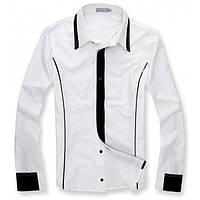 Рубашка мужская Stile (Белый)