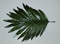 Лист пальмы 3 ткань 30х24 см