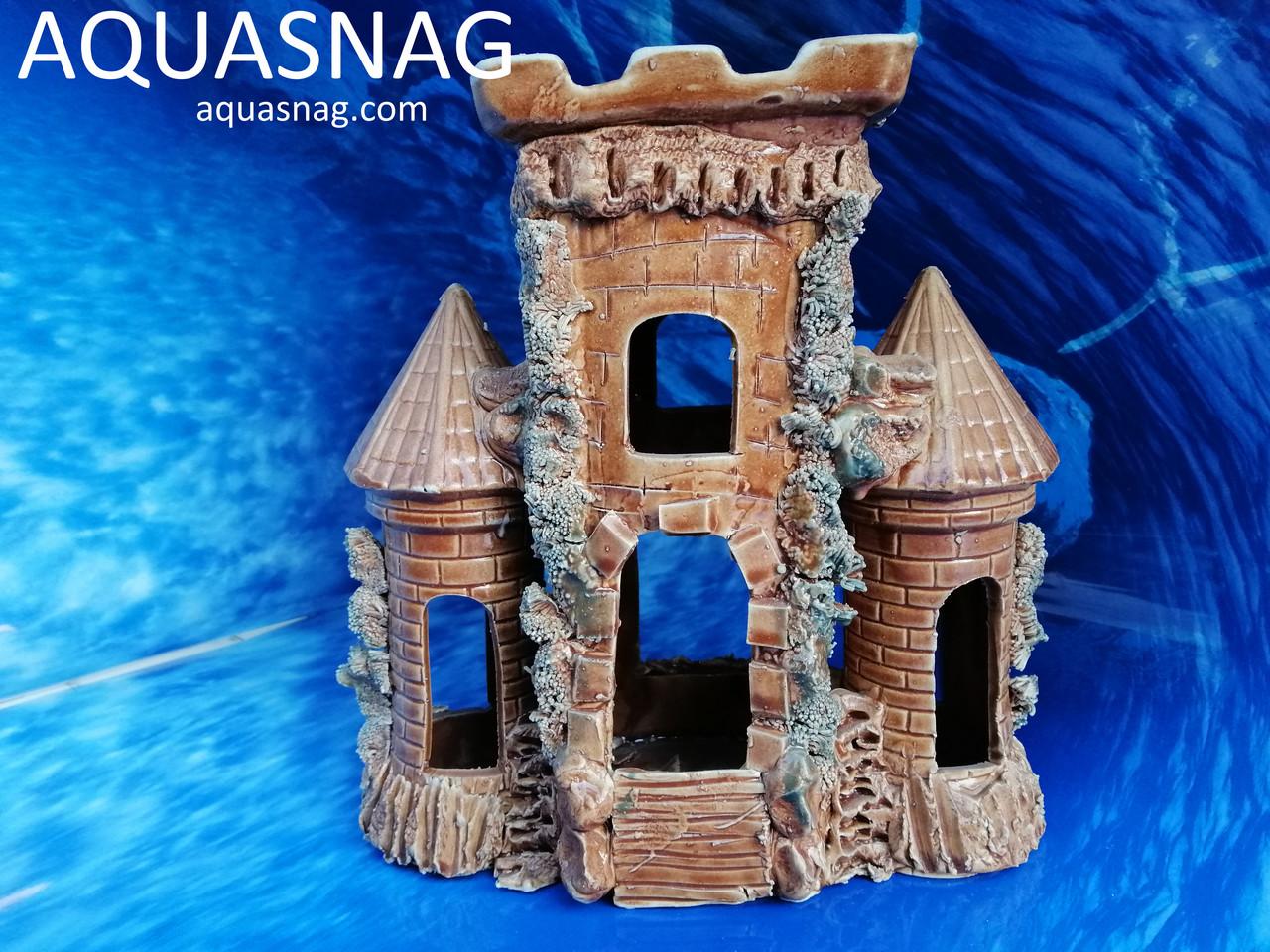 Замок тройной большой,  дл 19.5см, шир 9.5см, выс 20.5см