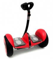 Гироскутер SMART BALANCE Ninebot Mini Красный Матовый