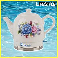 Електричний чайник Domotec MS-5052, фото 1