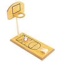 Деревянная игрушка Настольный мини-баскетбол, развивающие товары для детей.