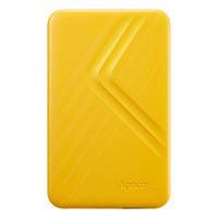 Жорсткий диск зовнішній HDD Apacer AC236 1 TB Yellow (AP1TBAC236Y-1)