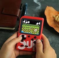 Портативная игровая ретро приставка консоль Game Box sup 400 в 1