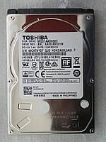 """Жесткий диск Toshiba MQ01AAD032C 320Гб 2.5"""" 9мм 8мб"""