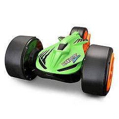 Автомодель на р/у Cyklone Amphibian чёрно-зелёный