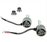 Комплект LED ламп, Лампы для авто, Комплект автомобильных LED ламп MHZ C6 H3, фото 3