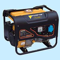 Генератор бензиновый FORTE FG2000 (1.2 кВт)