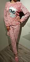 Женская пижама из флиса
