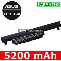 Аккумулятор батарея для ноутбука ASUS  K55V, K55VD, K55vd-ds71, K55VJ, K55VM, K55VS,, фото 1