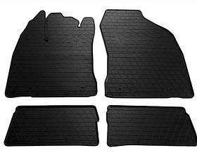 Коврики резиновые в салон Lexus CT200h 2011- (4 шт) Stingray 1028134