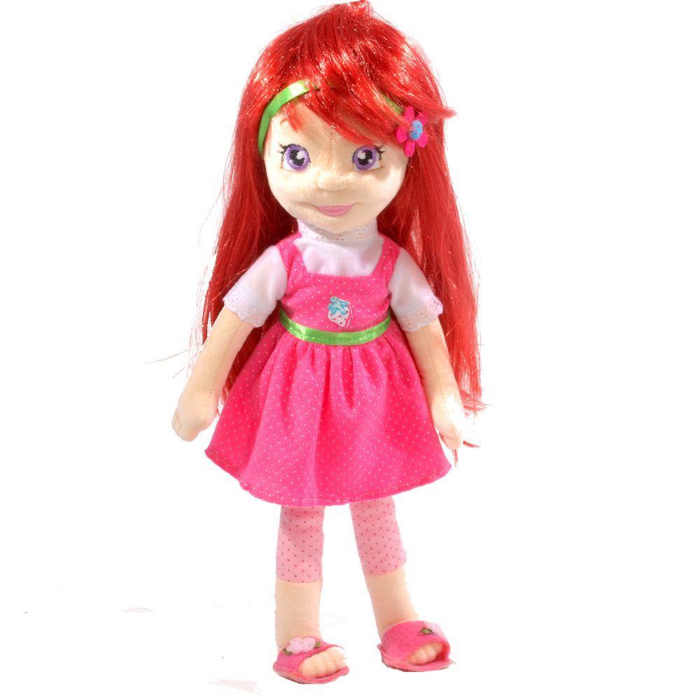 Мягкая кукла тряпичная Мэри в розовом платье 45 см Копица 00417-17