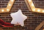 """Светящаяся подушка-ночник """"Звездочка"""", фото 2"""