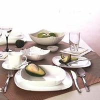 Столовый сервиз из 30 предметов Luminarc Lotusia H3902