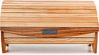 Деревянная Хлебница PORSHEN  Из Ясеня И Ореха 38 х 25 См (B001 YDP), фото 1