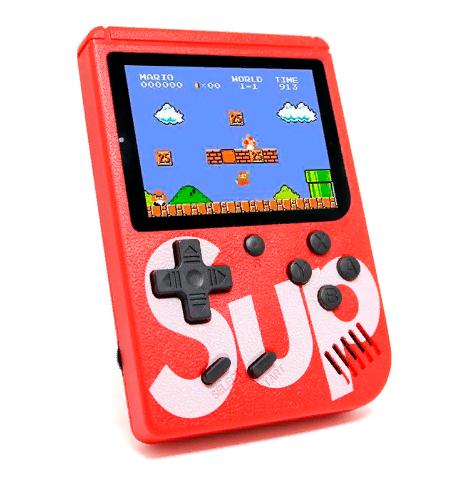 Портативная игровая приставка консоль SUP 400 игр Game BOX