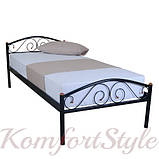 Кровать  Элис  Люкс односпальная  800/900/1200*1900/2000, фото 4