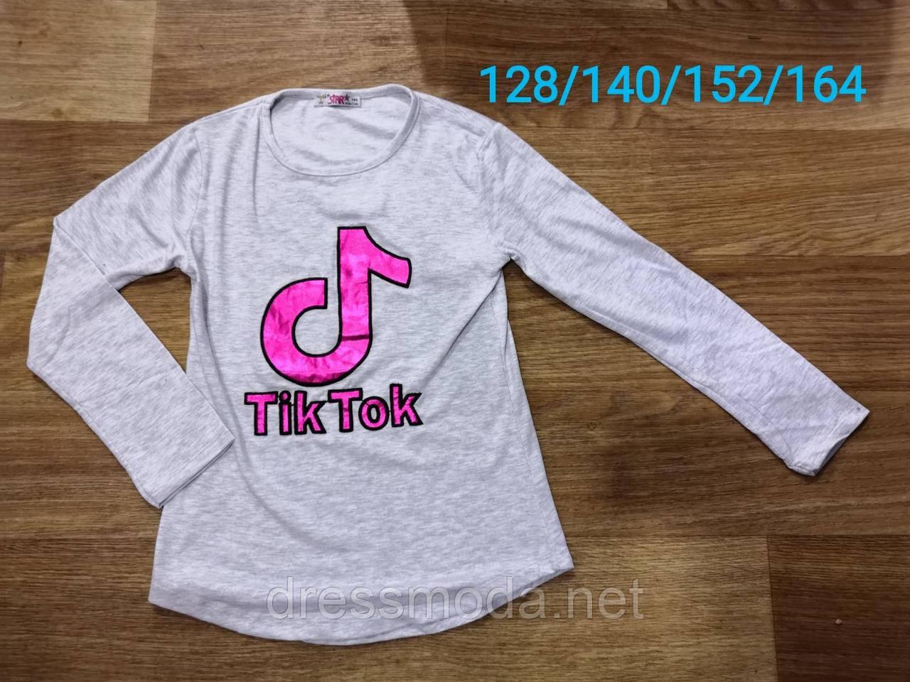 Регланы для девочек TIKTOK-B Турция 128-164 р.р.