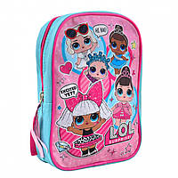 Рюкзак детский для девочек ЛОЛ LOL