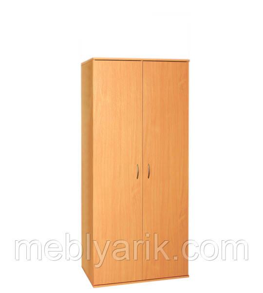 Шкаф книжный 2-дверный закрытый