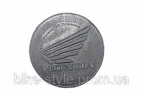 Нашивка кожаная Honda 2