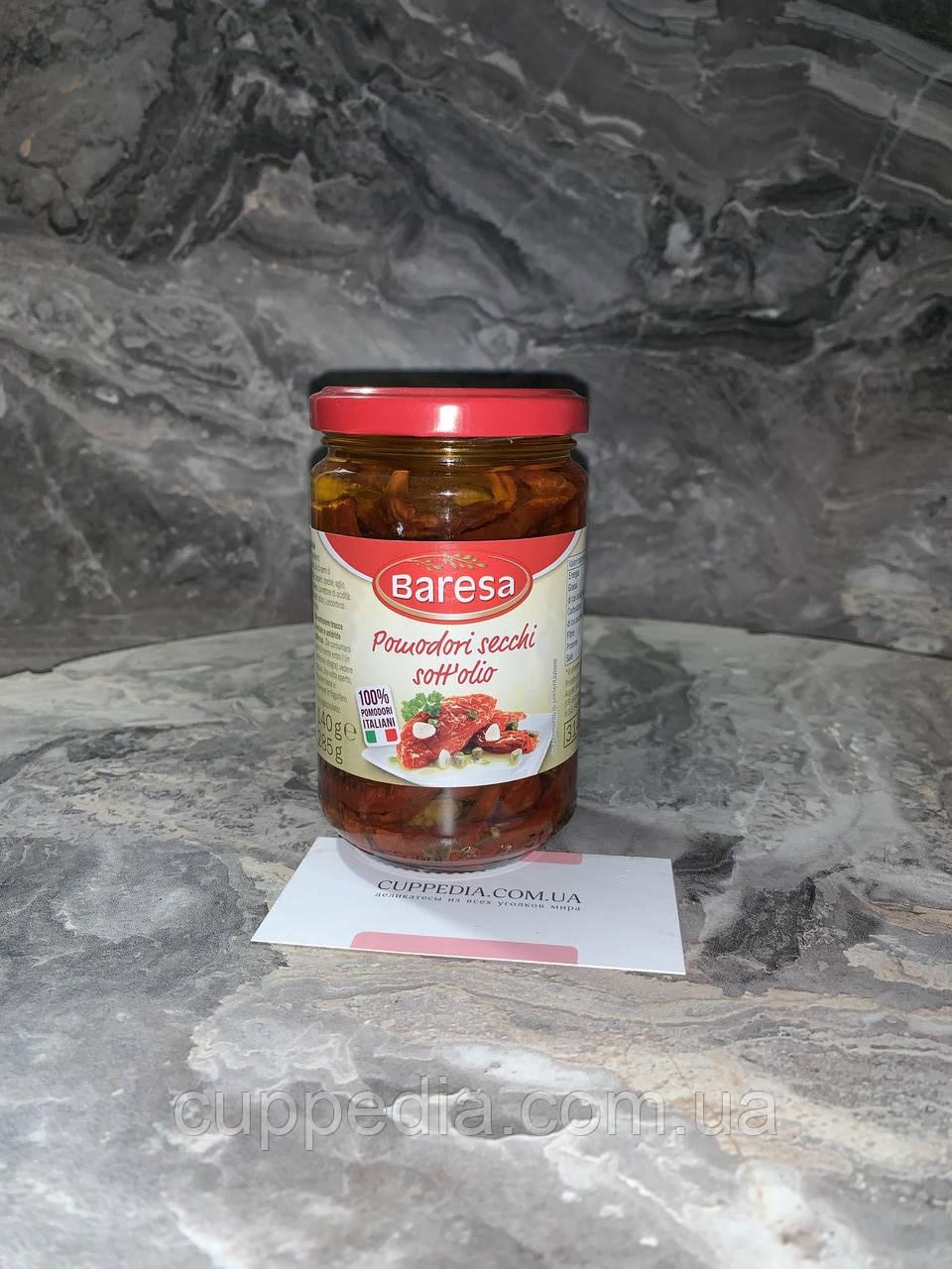 Вяленые томаты с каперсами Baresa 285 грм