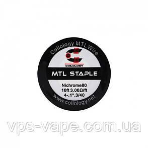 Котушка MTL Staple, фото 2