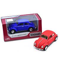 Модель легковая 1967 год Volkswagen Classical Beet KT5057WM