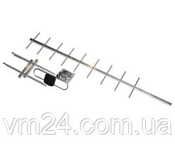 Внешняя антенна для эфирного цифрового телевидения DVB-T2 -19 элементов