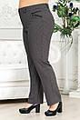 Женские брюки большого размера №2/30 лапки, фото 2