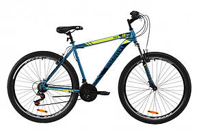 "Велосипед горный мужской 29"" Discovery Trek AM V-BR 2020 стальная рама 19"" 21"", фото 2"