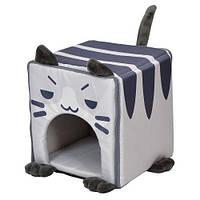 Домик для кота CATMANIA, 35х35x35см