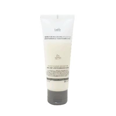 Увлажняющий шампунь для сухих и поврежденных волос Lador Moisture Balancing Shampoo,100ml