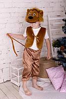 """Детский маскарадный костюм """"ГОРИЛЛА"""" для мальчика на 3-7 лет"""
