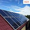 """Мережева сонячна електростанція 10 кВт, 380 В, під """"зелений тариф"""". Сетевая солнечная электростанция 10 кВт"""