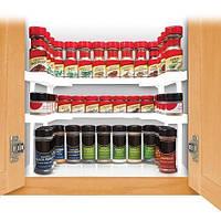 Полка-органайзер для специй spicy shelf