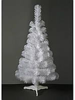 Елка новогодняя белая искусственная 2,2 м ПВХ «Сказка», фото 1