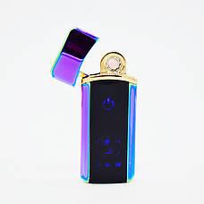 Електрическая USB зажигалка спиральная H1, фото 3