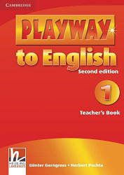 Playway to English 1 Teacher's Book